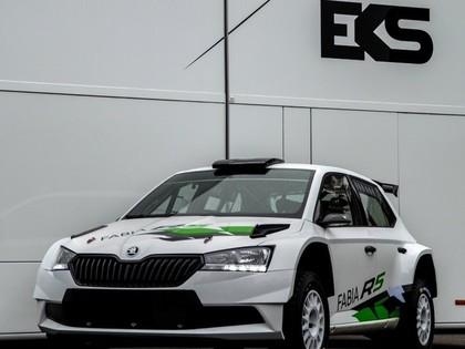 Ekstroma EKS komanda nākamsezon startēs rallijā