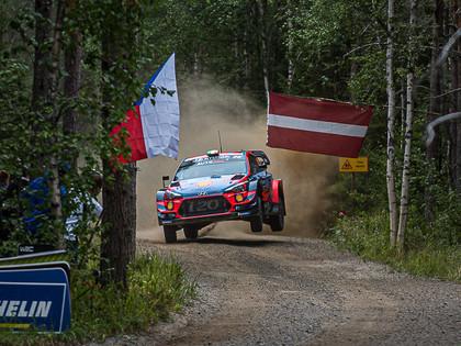 Pasaules rallija čempionāta sezona varētu atsākties ar Somijas WRC posmu