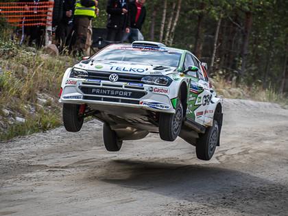 'Rally Liepāja' startēs Somijas rallija čempions