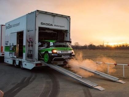 'Škoda Motorsport' izstājas no WRC čempionāta
