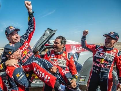 Sainsam trešā uzvaru Dakaras rallijā, Žalam neveiksme noslēdzošajā posmā