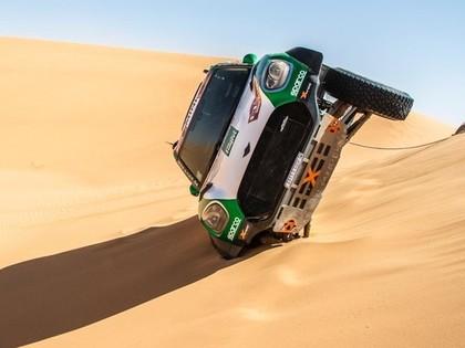 Pēc Dakaras rallija 8.posma trīs lietuvieši starp Top 20 ātrākajām ekipāžām
