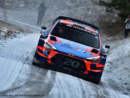 Montekarlo rallijā Jocius debitēs ar Ford Fiesta WRC, Hyundai WRC2 klasē piesaka Grjazinu