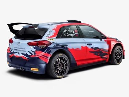Oficiāli: 'Hyundai Motorsport' komandai pievienojas Grjazins un Veibijs