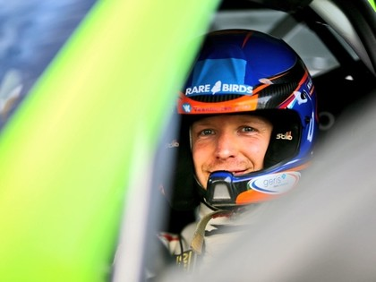 Bijušais WRC pilots pievienojas GCK rallijkrosa komandai