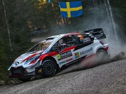 Zviedrijas Shakedown ātrākais Rovanpera, Suninenam bīstams moments (VIDEO)