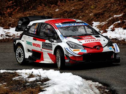 Ožjē Montekarlo rallijā paņem 'visu banku' un izcīna 50.uzvaru WRC karjerā