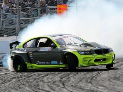Blušs 'Formula Drift' pirmā posma kvalifikācijā izcīna 12.vietu (VIDEO)