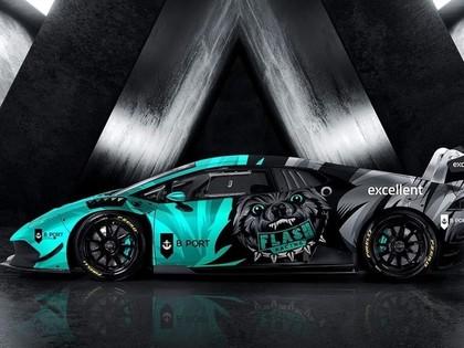 Flash Racing jaunajā sezonā par čempionu titulu cīnīsies ar Lamborghini Huracan