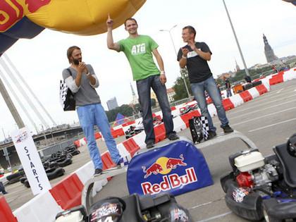 Noskaidrots Red Bull Kart Fight uzvarētājs, kurš pārstāvēs Latviju pasaules finālā