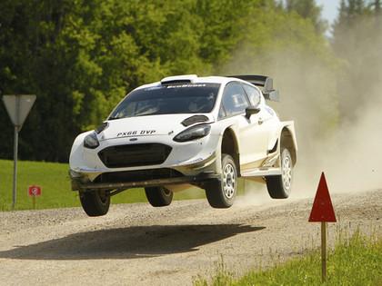 'Rally Estonia' ar jaunāko 'Ford Fiesta WRC' startēs igauņu leģenda Marko Martins
