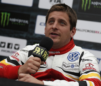 Bijušais WRC pilots saņem negaidītu piedāvājumu startēt 'World RX of Latvia'