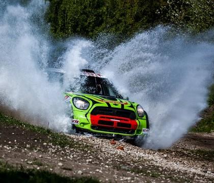 'Rally Liepāja' atklās un noslēgs rallija vasaras sezonu Latvijā