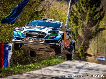 Pēc lieliskā snieguma Horvātijas WRC Formo arī Portugālē startēs ar 'Ford Fiesta WRC'