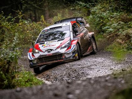 Tanaks Velsā paņem maksimumu, Rovanpera - WRC2 Pro klases čempions