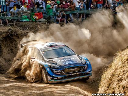 Koronavīrusa uzliesmojuma dēļ pārcelti vairāki WRC posmi