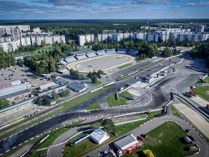 6. maijā notiks jubilejas drifts Biķernieku trases spīdveja stadionā
