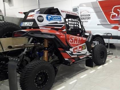 SRT komanda uzsāk jaunu rallijreida projektu, nākamgad starts Dakaras rallijā