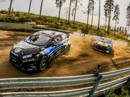 Zināmi Eiropas RX čempionāta Supercar klases piloti, Baumaņa vārds starp tiem nav
