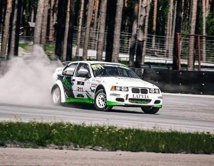 Rallijkrosa un kroskartu braucēji kuplā skaitā dodas uz NEZ posmu Somijā