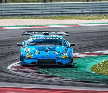 """Šlēgelmilhs atgriežas """"Lamborghini Super Trofeo Europe"""" seriālā"""
