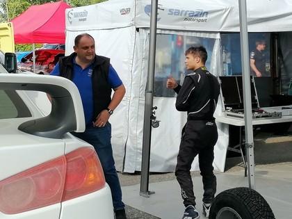 Bijušās 'Subaru' WRC rūpnīcas komandas braucēja dēls rallija karjeru sāk Latvijā