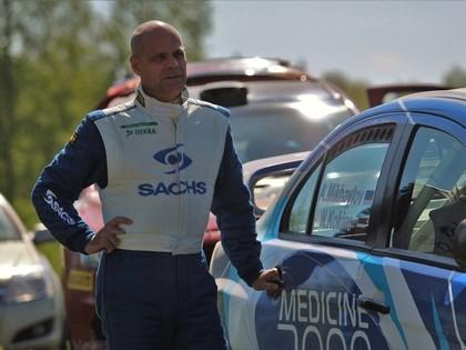 Čempionu kausa pretendents Mihailovs: 'Rally Talsi' no paša starta sāksim braukt ātri