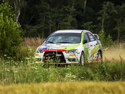 Lietuvas rallijsprintā pārliecinoši uzvar Vorobjovs/Mālnieks