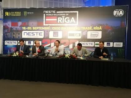 OFICIĀLI: Arī nākamgad Latvijā notiks Pasaules RX posms