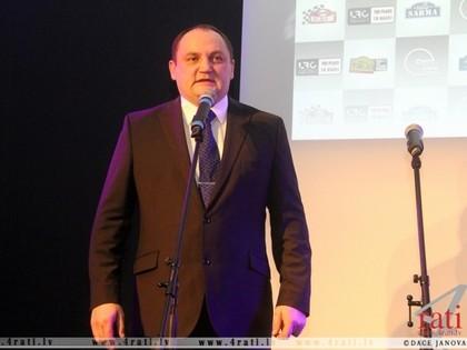 Krastiņš: Tas, ka mazā Latvija nu ir starp visām rallija lielvalstīm, ir liels notikums