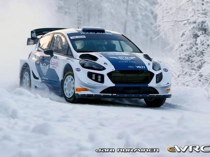 Lapzemes rallijā kupls dalībnieku sastāvs, Rovanperam debija ar 'Toyota Yaris WRC'