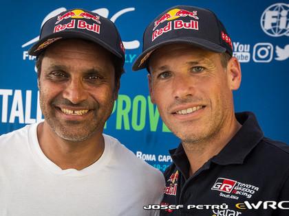 WRC 2 čempions un Dakaras rallija uzvarētājs plāno startēt ERČ čempionātā