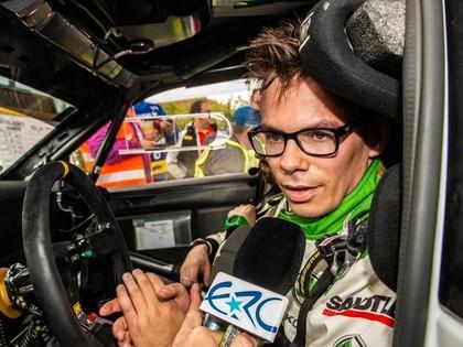 Vācijas rallija čempions gatavojas aizraujošam ERČ sezonas noslēgumam Liepājā