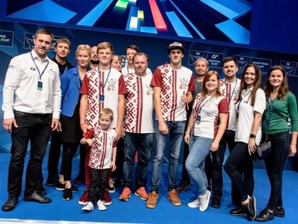 Latvijas komandai pozitīva pieredze Starptautiskajās motorsporta spēlēs