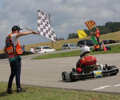 Nedēļas nogalē notiks 'LMT Autosporta Akadēmijas Skolu kartinga kausa' 5.posms