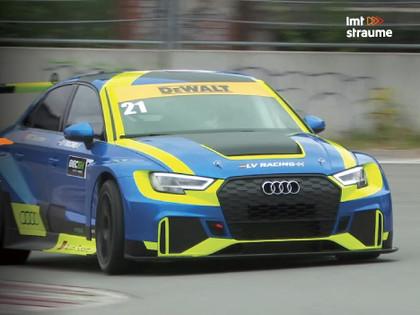 Ātruma Cilts video: Timrots uzstāda personīgo rekordu ar TCR klases 'Audi'