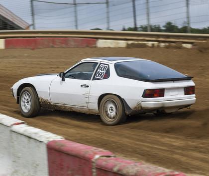 'Musa Raceland' trasē aizvadīts Latvijas autosprinta kausa 4.posms