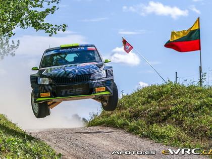 Arī Polijas rallijs tiek pārcelts, ERČ sezona varētu sākties ar 'Rally Liepāja'
