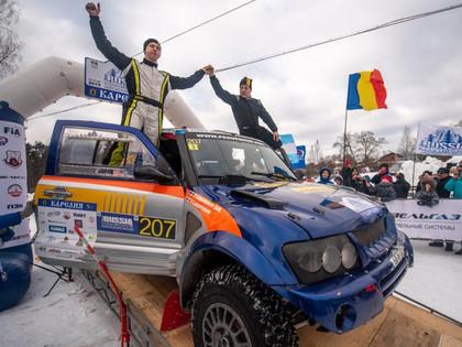Latvijas komanda 'RE Autoclub' izcīna uzvaru Pasaules rallijreida kausa pirmajā posmā
