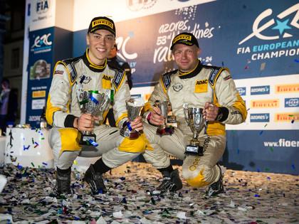 Sesks/Francis apvienojas, lai sasniegtu TOP3 JWRC čempionātā 2020.gada sezonā