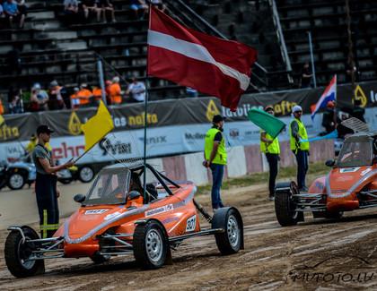 Traubergs: Aicinu skatītājus uz Mūsu ņemt līdzi Latvijas karogus un skaļās balsis