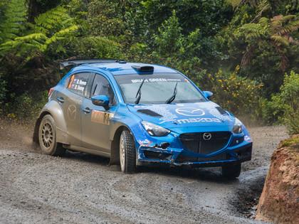 Mīke ar 'Mazda 2' automašīnu startēs Jaunzēlandes rallijā