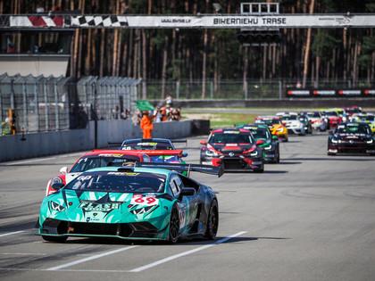 Flash Racing Latvia izcīna ilgi gaidītu uzvaru Ziemeļeiropas sešu stundu izturības braucienā