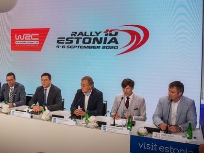 Urmo Āva: Mums jābūt gataviem Rally Estonia rīkot arī bez skatītājiem