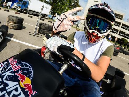 Latvijai piešķirta vēl viena ceļazīme uz Red Bull Kart Fight finālu Austrijā