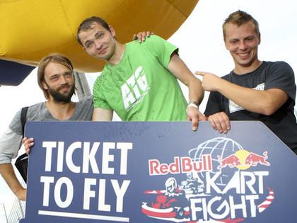 Red Bull Kart Fight Latvijas uzvarētājs uz finālu dodas uzvarēt