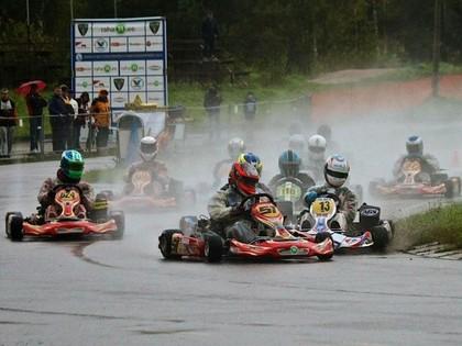 Calko - Baltijas čempions kartingā