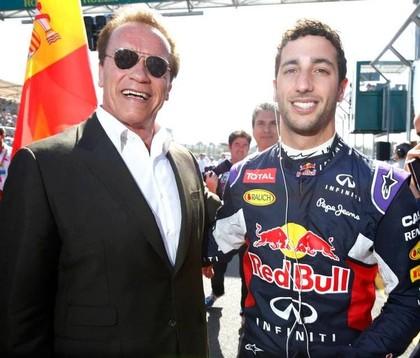 Red Bull pilots Rikjardo: Man žēl skatītājus