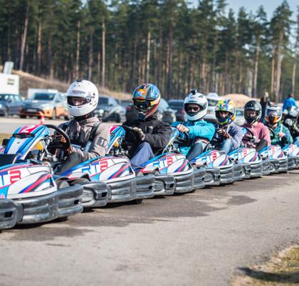 333 trasē pirms Lieldienām notiks īres kartingu sacensību SWS Sprint Cup 2.posms