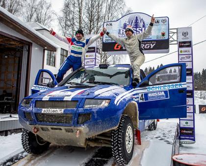 Māris Neikšāns izcīna sensacionālu uzvaru Pasaules rallijreida čempionāta 1.posmā